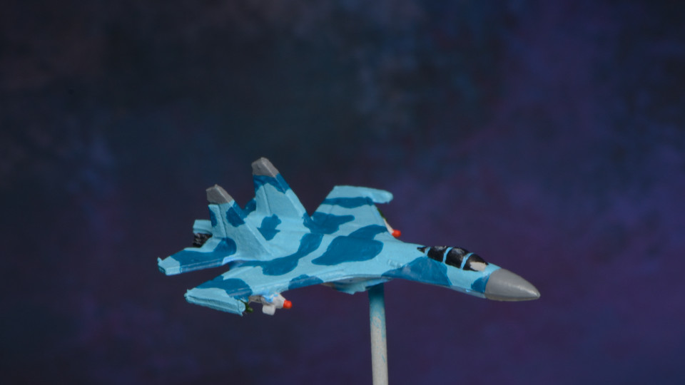 Russian Su-27 Flanker - Base Colours 6
