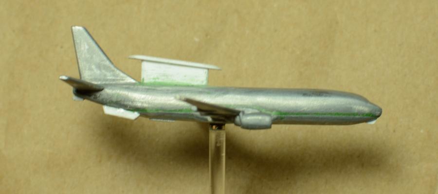 E-7A Wedgetail - Radar Dome, Antennas & Winglets 5