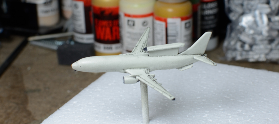 E-7A Wedgetail - Painted 4