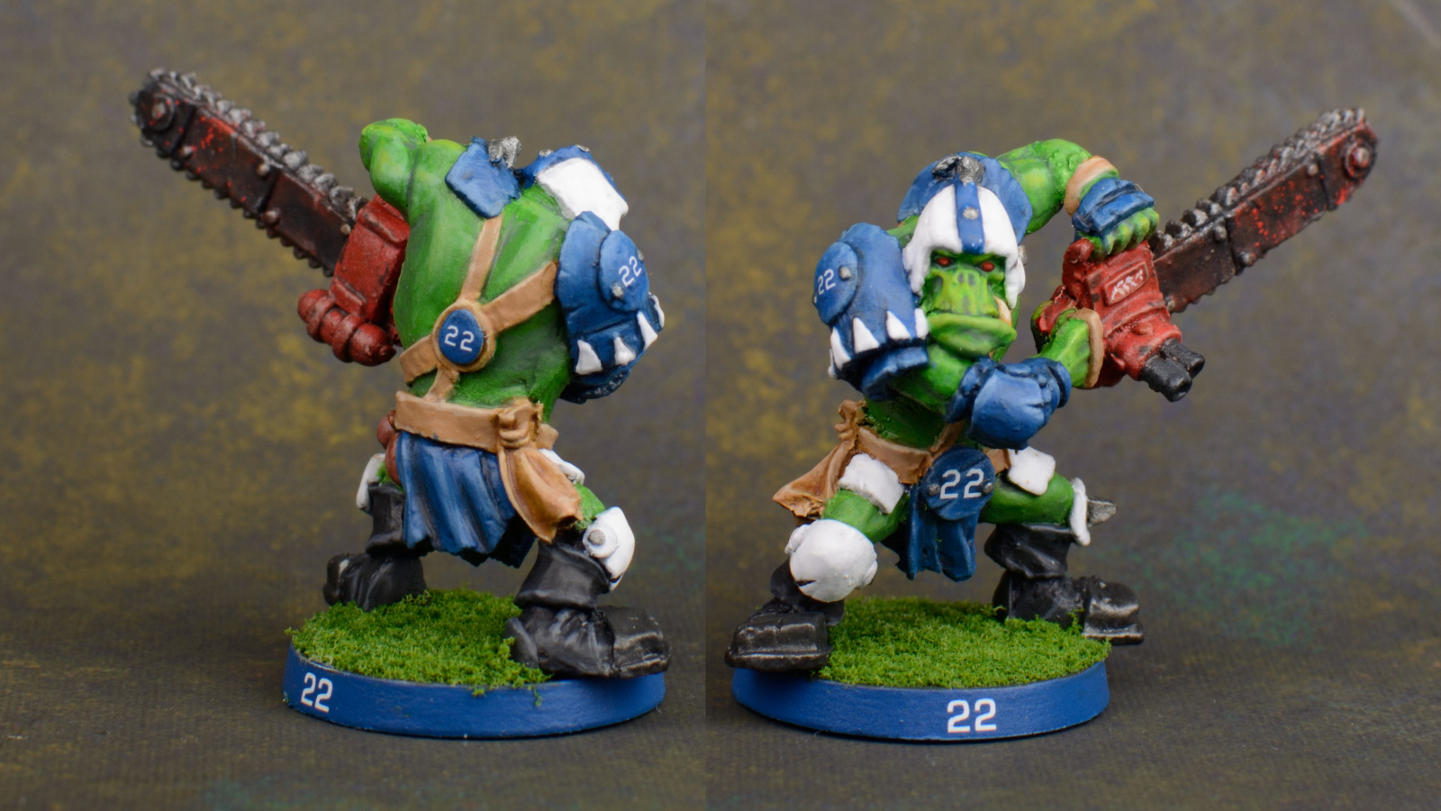 Orc Star Player 1