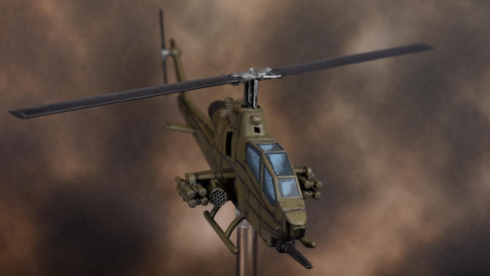 AH-1F Cobras 4
