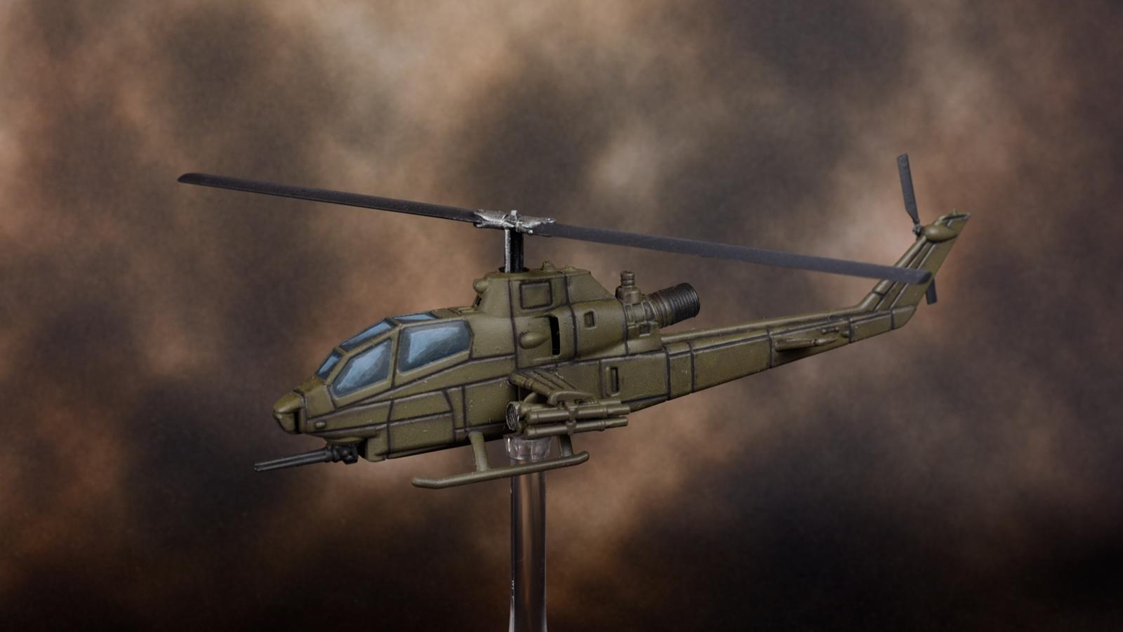 AH-1F Cobras 5