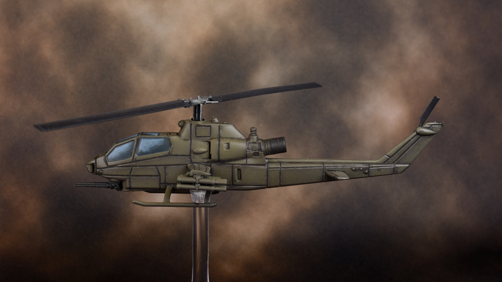 AH-1F Cobras 7
