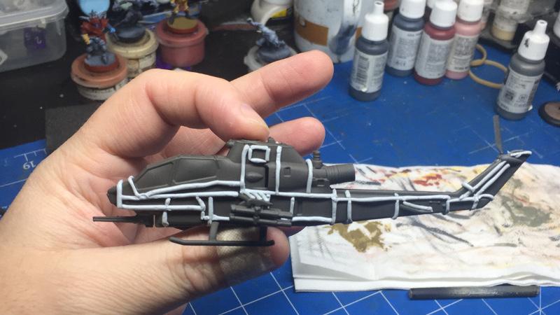 AH-1F Cobras 1