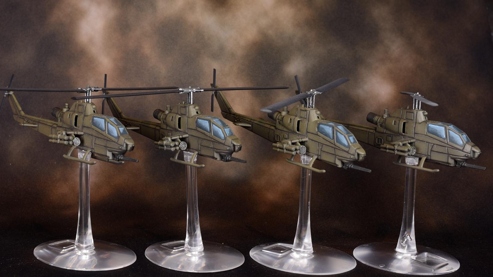 AH-1F Cobras 8