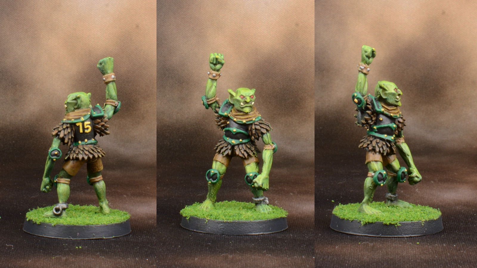 Hobgoblins (Chaos Dwarf) 6