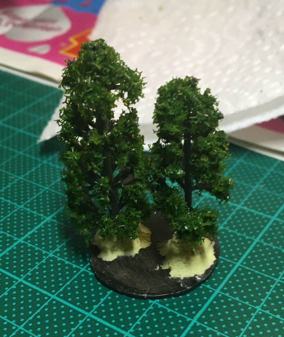 Making Battletech Trees 2
