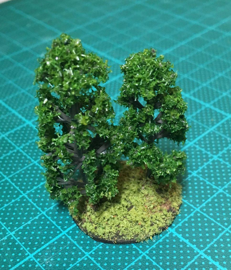Making Battletech Trees 3