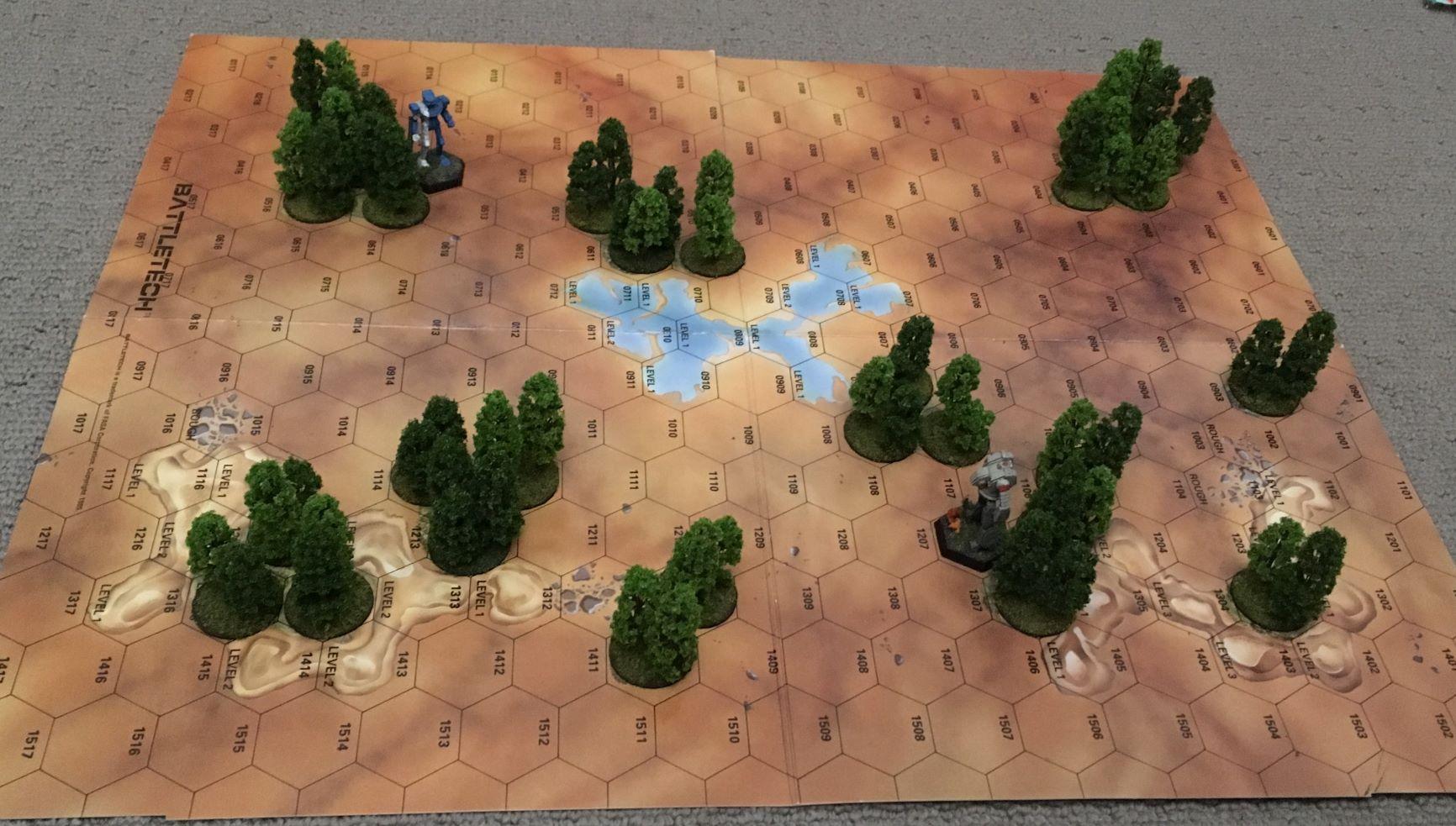 Making Battletech Trees 4