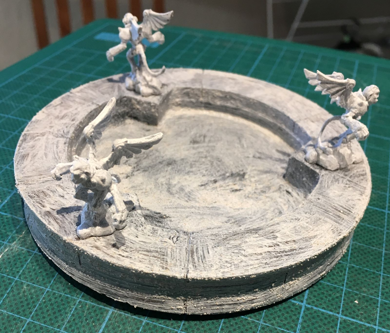 Making Frostgrave Well of Dreams and Sorrows 2