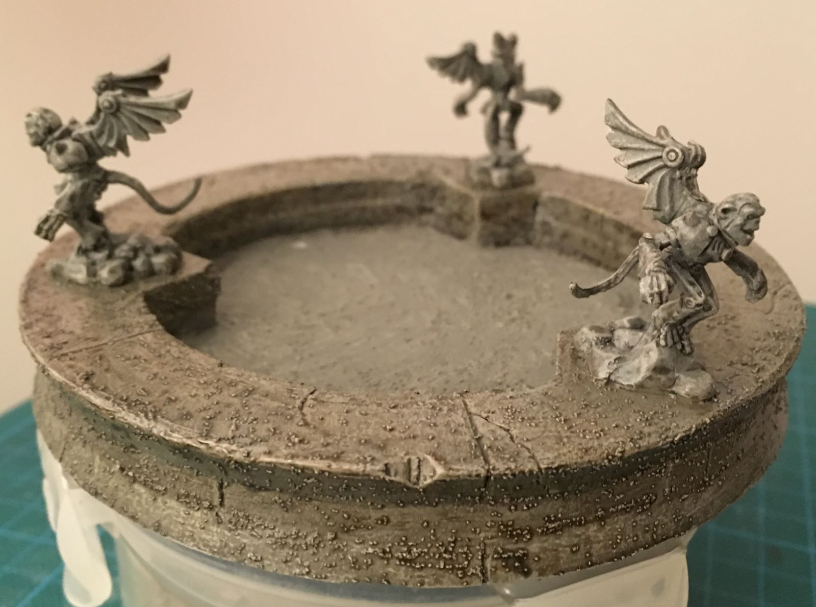Making Frostgrave Well of Dreams and Sorrows 3
