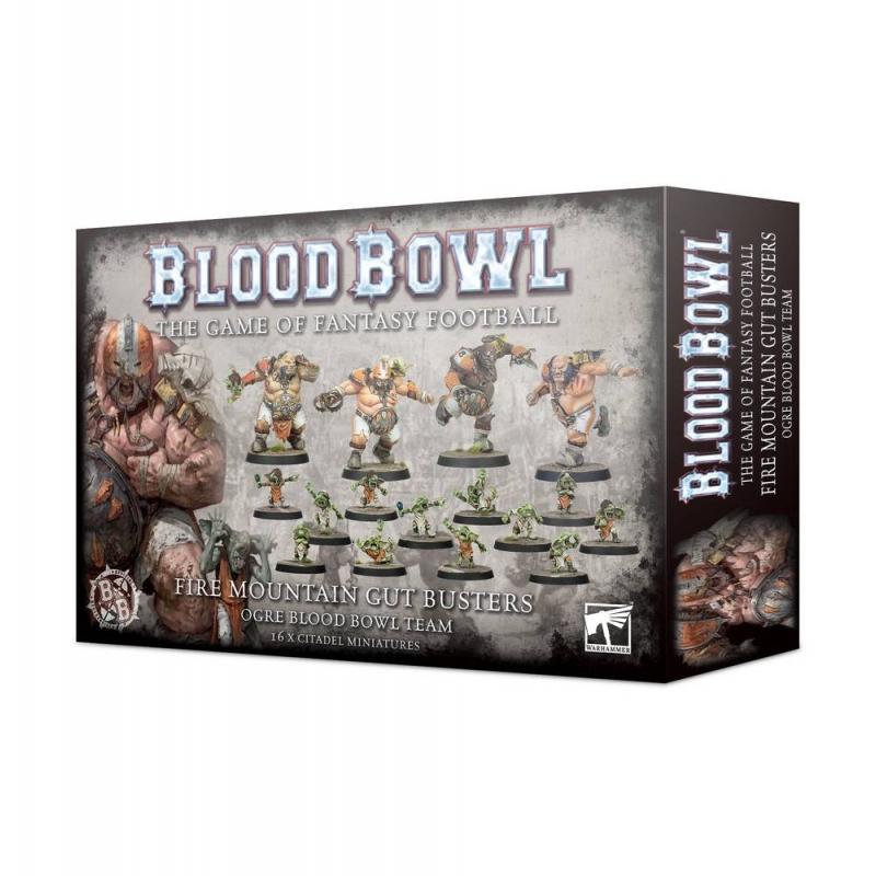 Ogre Bloodbowl Team 12