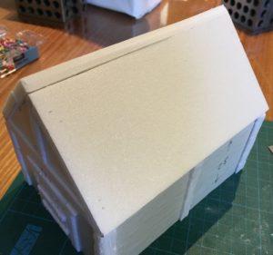 Making a 28mm Fantasy Cabin 6